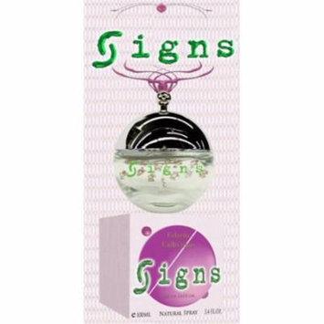 SIGNS Women Eau de Perfume 3.4oz Spray
