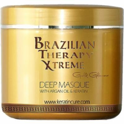 Keratin Cure BTX Pina Colada Deep Masque Revitalizing Hair 1000g/32floz