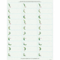 Great Paper Holly Bunch Address Labels, 150-Pack