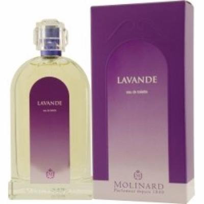 LES FLEURS LAVENDE by Molinard EDT SPRAY 3.3 OZ for WOMEN