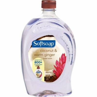 Softsoap Coconut & Warm Ginger Liquid Hand Soap Refill, 56 fl oz