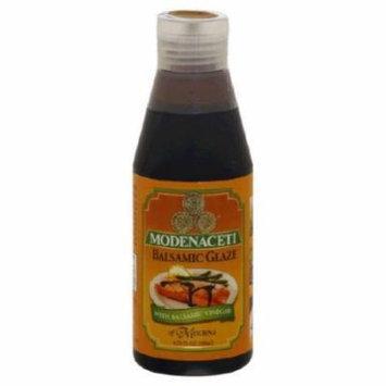 Modenaceti Vinegar Balsamic Glaze 6.7-Ounce -Pack of 6