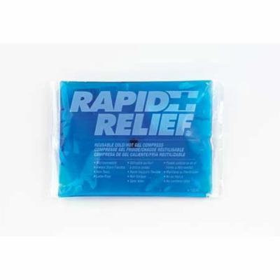 Rapid Aid 12246-24 Hot/Cold Pack, Blue, 4In. X 6In.
