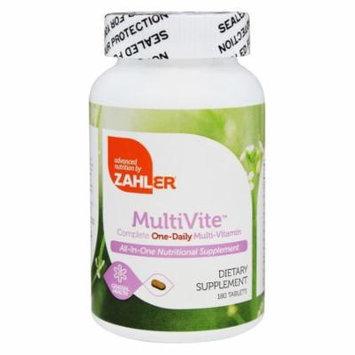 Zahler - MultiVite - 180 Tablets