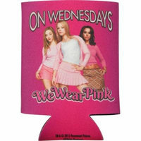 ICUP Mean Girls on Wednesdays Huggie/Koozie, Clear