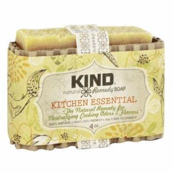Kind Soap Co. - Natural Remedy Bar Soap Kitchen Essential - 4 oz.