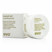 Evo Casual Act Moulding Paste (for All Hair Types, Especially Fine Hair)