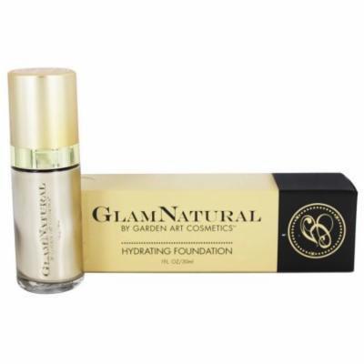 GlamNatural - Hydrating Foundation Ivory 1 - 1 oz.