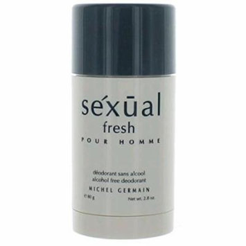 Michel Germain Sexual Fresh Deodorant Stick, 2.8 Ounce
