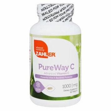 Zahler - PureWay C 1000 mg. - 90 Tablets