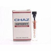 CHAZ SPORT Men Mini Perfume Eau de Toilette 0.25oz