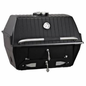 Charcoal Grill with Stainless Steel Rod Multi-Level Grids
