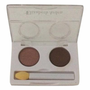Elizabeth Arden Eye Shadow Duo, Ombres A Paupers, Travel Size, .05 Oz