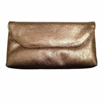 bareMinerals Gold Clutch Makeup Bag