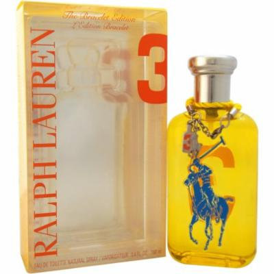 Ralph Lauren The Big Pony Collection #3 Men's EDT Spray, 3.4 fl oz