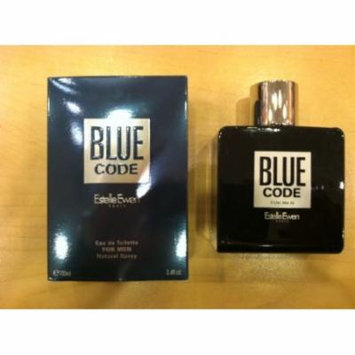 Estelle Ewen Blue Code For Men Eau De Toilette Spray 3.4oz