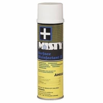 MISTY A00224 Disinfectant,20 oz,Lemon,PK 12