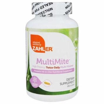 Zahler - MultiMite - 250 Vegetarian Capsules