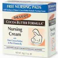 Palmers Cocoa Butter Nursing Butter 1.1 oz. (Pack of 2)