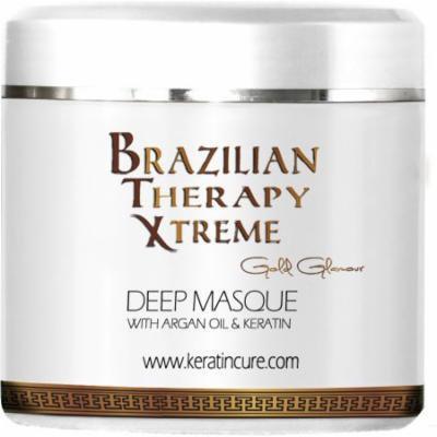 Keratin Cure BTX Pina Colada Deep Masque Revitalizing Hair 500g/17floz