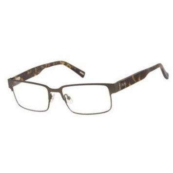 GANT Eyeglasses G 3003 Q62 Satin Gunmetal Tortoise 54MM