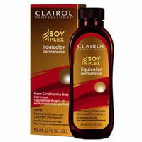 Clairol Professional Soy4Plex Hair Color - #3Rv/68R - Medium Red Violet Brown 2 oz. (Pack of 6)