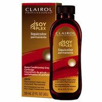 Clairol Professional Soy4Plex Hair Color - #3Rv/68R - Medium Red Violet Brown 2 oz. (Pack of 6)