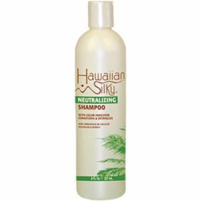 Hawaiian Silky Shampoo Neutral 8 oz. (Pack of 6)
