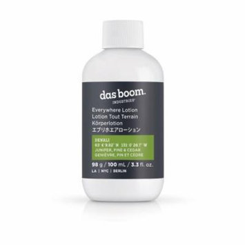 Das Boom Everywhere Lotion, Denali, Travel Size