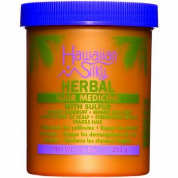 Hawaiian Silky Herbal Hair Medicine 7.5 oz. (Pack of 2)