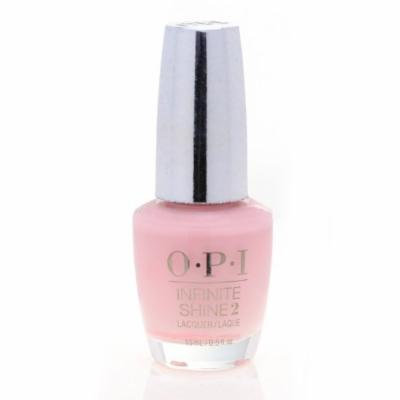 OPI Infinite Shine Nail Lacquer, Pretty Pink Perseveres IS L01 0.5 Fluid Ounce