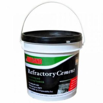 Refractory Cement - 1 Gallon