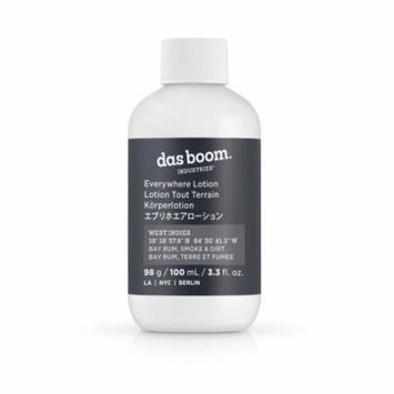 Das Boom Everywhere Lotion, West Indies, Travel size