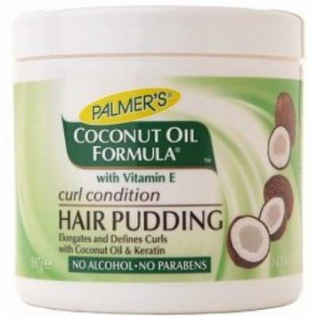 Palmer's Coconut Hair Pudding 14 oz. (Pack of 6)