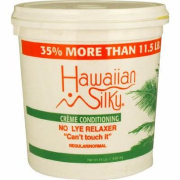 Hawaiian Silky No-Lye Relaxer Regular 15 lb.