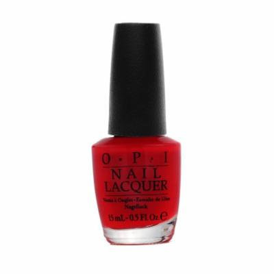 OPI Nail Lacquer, OPI Classics Collection, 0.5 fl oz - Big Apple Red