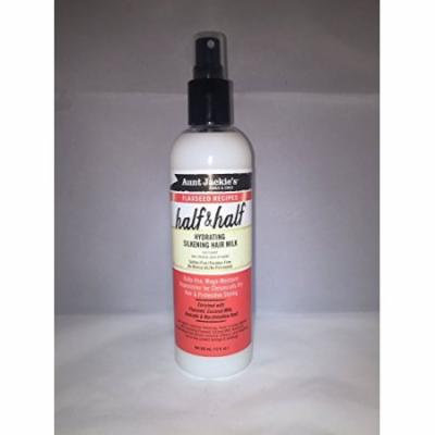 Aunt Jackie's Flaxseed Recipes Half & Half Hydrating Silkening Hair Milk 12 oz. (Pack of 3)