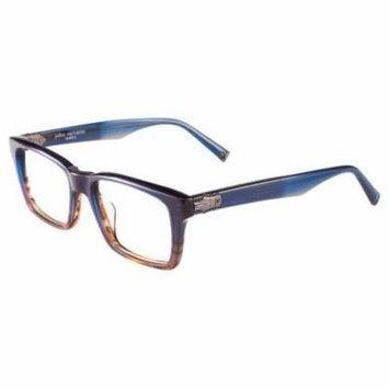 JOHN VARVATOS Eyeglasses V368 UF Navy Gradient 54MM