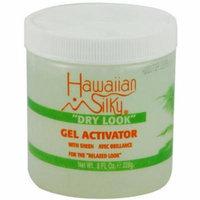 Hawaiian Silky Dry Look Gel Activator 8 oz. (Pack of 6)