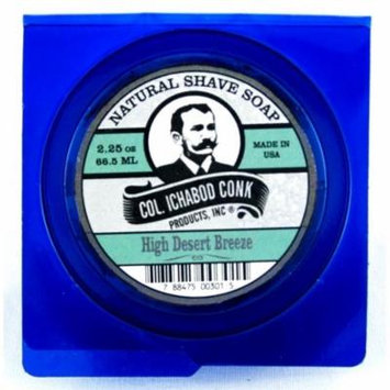 Col. Conk Natural Shave Soap, High Desert Breeze