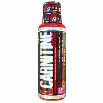 ProSupps L-Carnitine 3000 Supplement, Berry, 16 Ounce