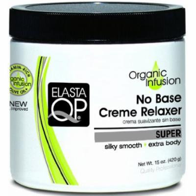 Elasta QP No Base Relaxer - Super 15 oz. (Pack of 6)