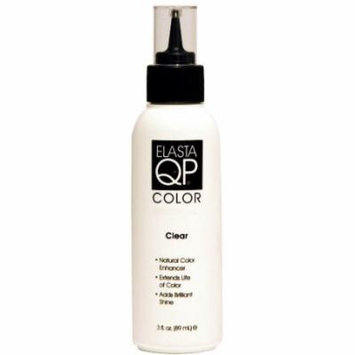 Elasta QP Hair Color - Clear 3 oz. (Pack of 6)