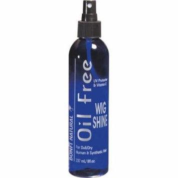 Bonfi Wig Shine Laminator Spray 8 oz. (Pack of 6)