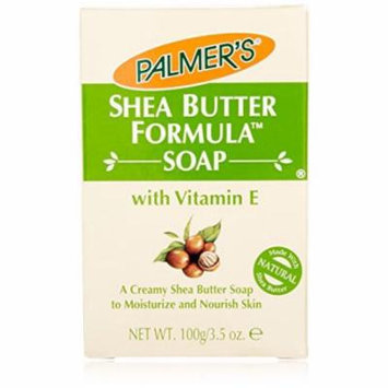 Palmers Shea Butter Formula Soap Bar with Vitamin E - 3.5 Oz (Pack of 6)