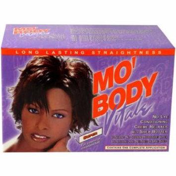 Vitale Mo Body No Lye Relaxer Kit Super