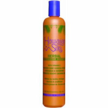 Hawaiian Silky Herbal Neutralizing Shampoo 12 oz. (Pack of 2)