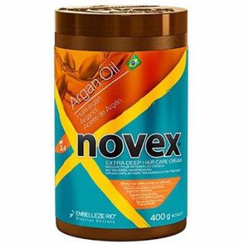Embelleze Novex Argan Oil Treatment 14 oz. (Pack of 3)