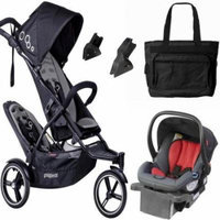 Phil & Teds The Dot Travel System - Graphite