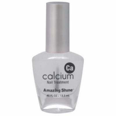 Amazing Shine Nail Treatment Calcium .45 oz. (Pack of 6)